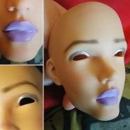 Granado Doll Venus - WIP Face-up